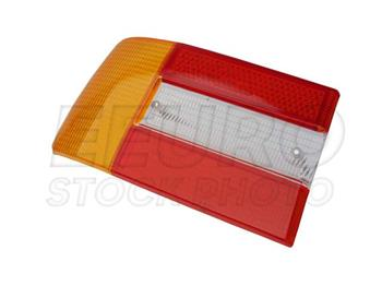 Tail Light Lens - Driver Side 63211356937A Main Image