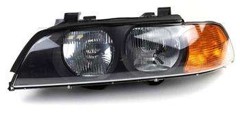 Headlight Assembly - Driver Side (Halogen) 20655090 Main Image