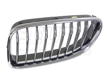 Grille - Front Driver Side (Chrome) 51137211921 Main Image