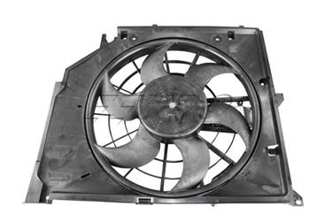 Auxiliary Cooling Fan Assembly (Suction) 17117561757 Main Image