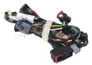SAAB Door Wiring Harness - Front Penger Side 12801667 Oem Wiring Harness Connectors Catalogs on