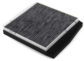 Cabin Air Filter (w/ AQS) (Activated Charcoal) CUK2855 Main Image