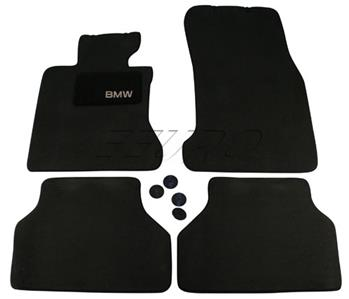 Floor Mat Set (Black) 82110302986 Main Image
