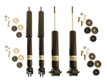 Shock Absorber Kit - Front and Rear (Standard Suspension) (B4 OE Replacement) 3800633KIT Main Image