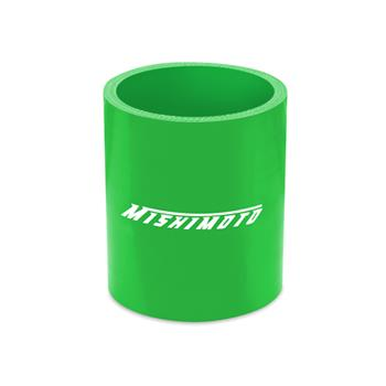 Hose Coupler (Silicone) (Straight) (2.25in) (Green) MMCP225SGN Main Image