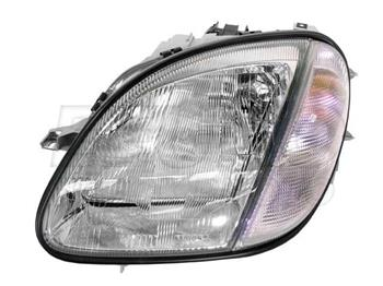 Headlight Assembly - Driver Side (Halogen) LUS4552 Main Image