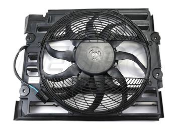 Auxiliary Cooling Fan Assembly 64546921395 Main Image