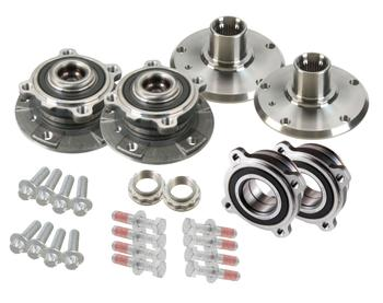 Wheel Bearing and Hub Assembly 3085066KIT Main Image
