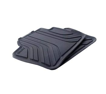 Floor Mat Set - Rear (All-Weather) (Black) 51472348158 Main Image