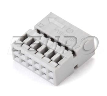 Electrical Connector Housing (12-pin) 12521744628 Main Image