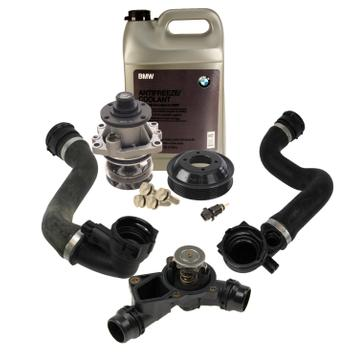 Engine Water Pump and Thermostat Assembly 3085128KIT Main Image