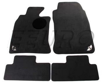Floor Mat Set (Black) 82110146453 Main Image