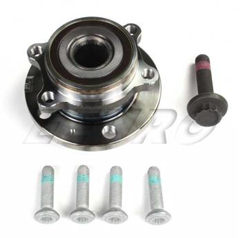 Audi VW Wheel Bearing and Hub Assembly - Front and Rear 5K0498621 - FAG  7136106100