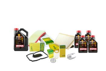 Engine Oil Change Kit (5W40) (9 Liter) (X-Cess Gen2 8100) 3817286KIT Main Image