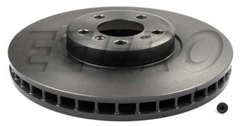 Disc Brake Rotor - Front (356mm) 25737 Main Image