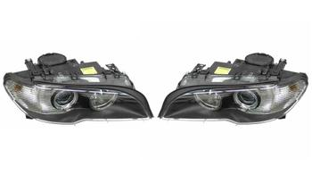 Headlight Set - Driver and Passenger Side (Bi-Xenon) (White Turn Signals) 2864246KIT Main Image