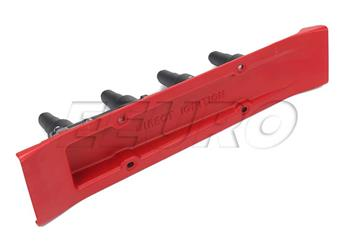 Ignition Coil Assembly (DI Cassette) (T5) (Red) 55561132 Main Image