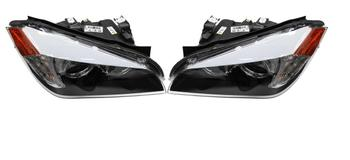 Headlight Set - Driver and Passenger Side (Bi-Xenon) 2863883KIT Main Image