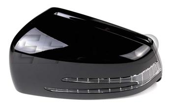 Side Mirror Cover - Driver Side (Black) 21281009649040 Main Image
