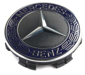 17140000255337 genuine mercedes wheel center cap w for Mercedes benz wheel cap emblem