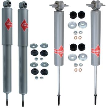 Shock Absorber Kit - Front and Rear (Gas-a-just) 2889428KIT Main Image