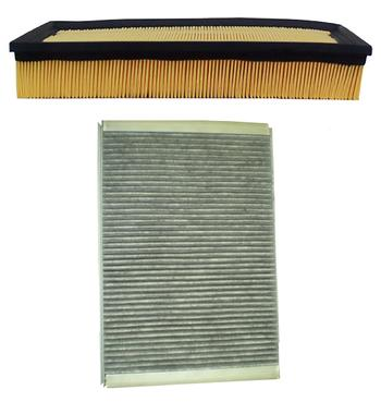 Air and Cabin Air Filter Kit 2862088KIT Main Image