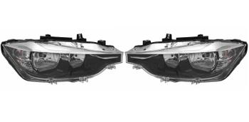 Headlight Set - Driver and Passenger Side (Halogen) 2864265KIT Main Image