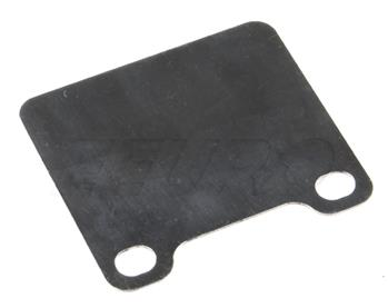 Disc Brake Pad Shim - Rear (Stainless) 1359772 Main Image