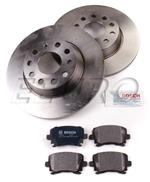 Disc Brake Kit - Rear (282mm) 104K10045