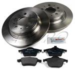 Disc Brake Kit - Rear (288mm) 102K10013