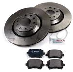 Disc Brake Kit - Rear (310mm) 104K10039