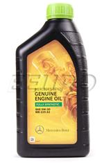 Engine Oil (5W30) (1 Quart) (Diesel) 0009899701USA6