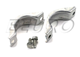 Exhaust Clamp (Both Halves) 5465950G Gallery Image 2