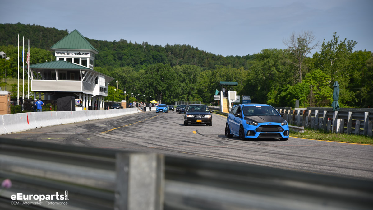 eEuroFest 2018 Taste of the Track