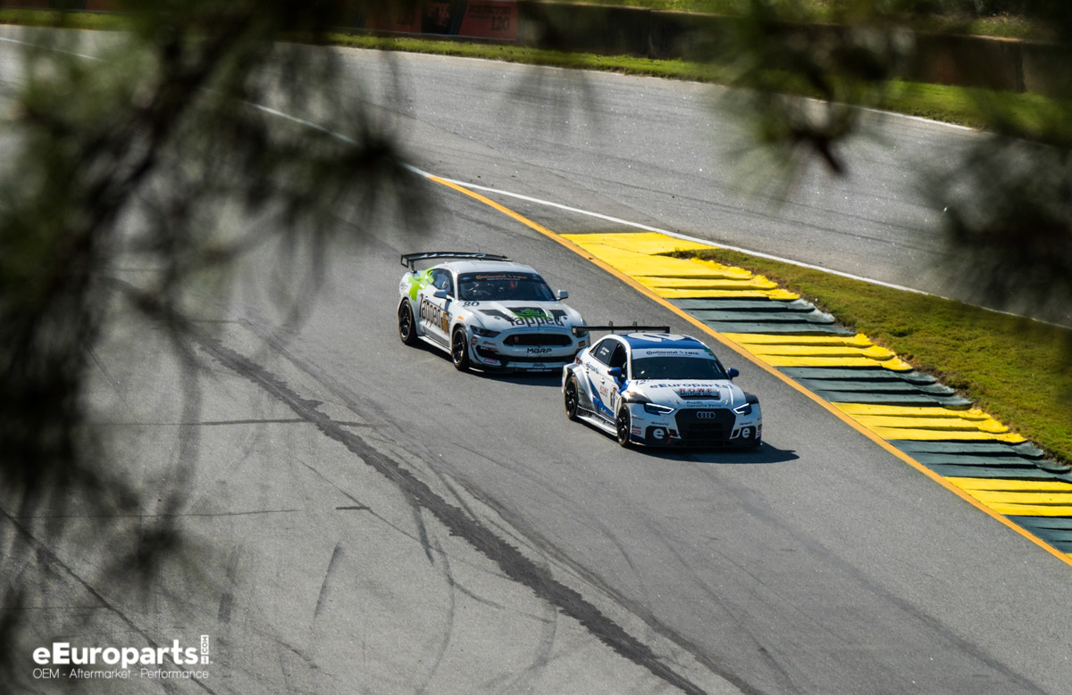 Audi RS 3 LMS TCR Mustang GS