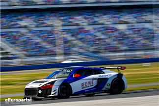 2019 IMSA Michelin Daytona Test