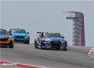 Pirelli World Challenge in Austin TX