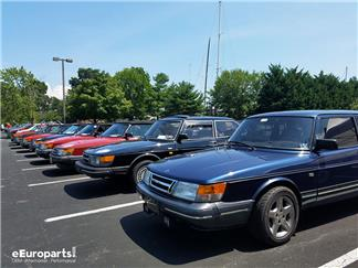 Saab Owners Convention 2018