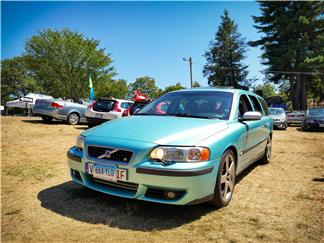Swedish Car Day 2016
