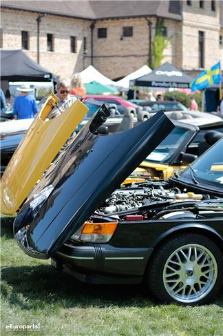 Swedish Car Day 2017